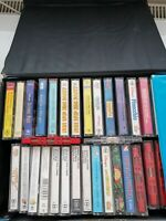 Walt Disney Cassette Tapes & Others  - Read Along - Vintage - Job Lot - MUST SEE