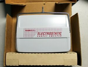 Vintage Fuller Brush Electrostatic Carpet Sweeper Excellent Condition!