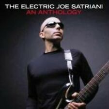 Joe Satriani - Electric Joe Satriani: An Anthology [New CD] UK - Import