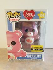 EE Exclusive Love-A-Lot Bear Pop Vinyl Figure