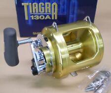 Shimano Tiagra 130A Big Game 2 Speed Fishing Reel Lever Drag Model TI-130A