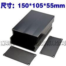 2pcs Enclosure Case Aluminum Box Circuit Board Project Electronic 150*105*55MM