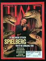 TIME Magazine  May 19 1997  SPIELBERG / Nuclear Weapons / Hunt For A Mole