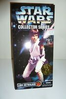 Star Wars LUKE SKYWALKER Collector Series 12 Inch Figure New in Box