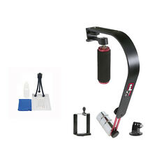 Vidpro SB-8 Video Stabilizer Kit for GoPro Smartphones Camcorders and Camera