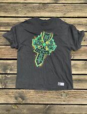 WWE Sheamus Laoch the bar XXL WWF  green Celtic Cross Warrior T-Shirt
