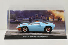 FORD GT40 DIE ANOTHER DAY JAMES BOND 007 ALTAYA 1/43 NEUF EN BOITE