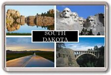 FRIDGE MAGNET - SOUTH DAKOTA - Large - USA America TOURIST