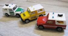 Siku 3 x 1044 1344 MB 280 GE Feuerwehr Polizei 1346 ADAC 1313 Geländewagen