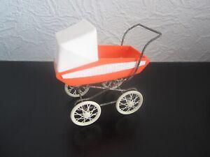 DDR Spielzeug Puppenwagen für Puppenstuben Kinder