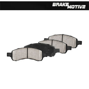 Front Ceramic Brake Pads For BUICK ENCLAVE TRAVERSE ACADIA OUTLOOK