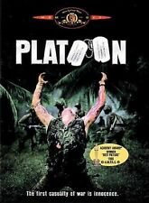 Platoon Dvd Oliver Stone(Dir) 1986