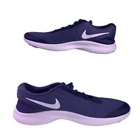 Nike Flex Experience RN 7 Running Shoes Navy Blue White 908985-402 Men's Size 15