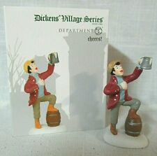 Department 56 Dickens' Village Accessory  CHEERS!  # 6000600