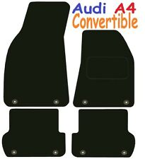 Deluxe Quality Car Mats for Audi A4 Cabriolet 05-08 ** Tailored for Perfect fit