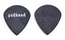 Godhead Jason C. Miller Black Teardrop Guitar Pick #2 - 1990s Tours
