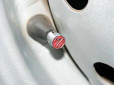 MG Crested TIRE VALVE CAPS. High Quality! MGA MGB MGTC MGTD MGTF MGBGT MGC Stem