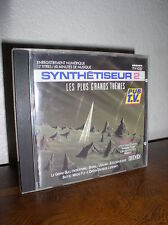 Synthetiseur 2 - Les Plus Grands Themes (CD,France)