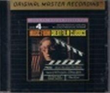 Herrmann, Bernard Music from Great Film Classics  MFSL Gold CD UII ohne J-Card