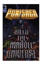 Punisher Kills The Marvel Universe First Print Nov 95 VF/NM