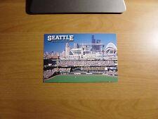 Safeco Field Stadium Postcard Seattle Mariners