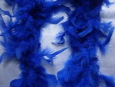Azul Francia Boas De Pluma Disfraz Fiesta De Despedida De Soltera Vestido