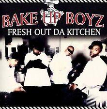 FREE US SHIP. on ANY 3+ CDs! NEW CD Bake Up Boyz: Fresh Out Da Kitchen Clean