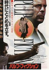 Pulp Fiction - Original Japanese Chirashi Mini Poster style A- Quentin Tarantino