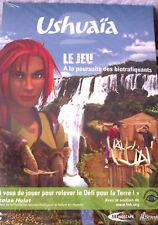 """JEU PC """"Ushuaïa"""" (A la Recherche des Biotrafiquants)Action Aventure NEUF BLISTER"""