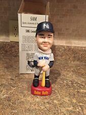 Babe Ruth SAM bobblehead nodder NY Yankees