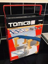 TOMY Tomica HYPERCITY 85211 Train Track, Supports Etc - Unused