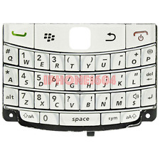 BlackBerry Bold 9700 9780 Keyboard Keypad Replacement Part – Silver - CANADA