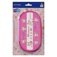 PS Vita (PCH-1000/2000) for the character Slim EVA Pouch japan Japan new.