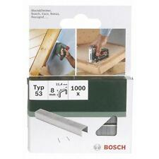 Bosch PTK 3,6Li FINE WIRE STAPLES (Pack of-1000) 2609255820 3165140392716#X