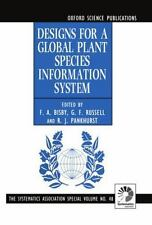 Designs for a Global Plant Species Information System (Systematics-ExLibrary