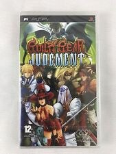 PSP Guilty Gear Judgement (2006), UK Pal, Brand New & Factory Sealed