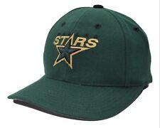 Dallas Stars PUMA Team Apparel NHL Team Logo Adjustable Hockey Cap Hat