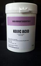 KOJIC ACID POWDER SKIN LIGHTENING/BLEACHING ADD TO CREAM/LOTION, SOAP UK 100G