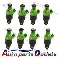42lb 440cc EV1 Fuel Injectors 8pc  FOR Ford  Mustang SOHC DOHC GM LT1 LS1 LS6