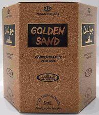 Dorato Sabbia 6ml (scatola da 6) Al Rehab Profumo In Olio/Attar/Ittar