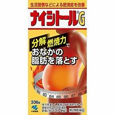 Naishitoru G reduce belly fat diet weight loss Supplement 336 tab F/S From Japan