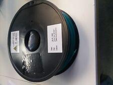 3-D Green Printer Filament: 3mm  PLA  1KG Spool (2.2lbs) by eSun
