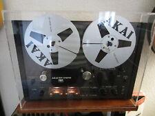 AKAI GX-4000D Tonbandgerät REEL TO REEL TAPE RECORDER + Zubehör
