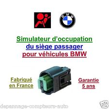 Kit réparation tapis sensitif BMW voyant airbag allumé BMW E36 E 38 E39 E 46 E60