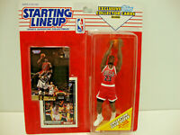 Michael Jordan Chicago Bulls - Starting Lineup 1993 Topps Collector Cards