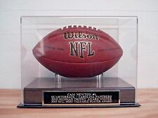 Display Case For Your Cam Newton Carolina Panthers Signed Football