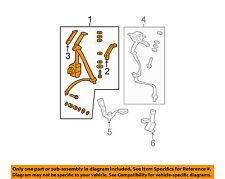 HONDA OEM 09-11 Fit Rear Seat Belt-Outer Assy Right 04824TK6A00ZA