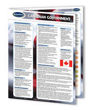 Canadian Government - Political Science - Government Quick Reference Guide