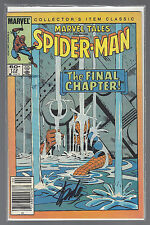 MARVEL TALES #172 reprints AMAZING SPIDER-MAN #33 DF SIGNED STAN LEE COA #1 of 1