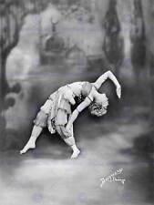 VINTAGE Photo B&W Doris hurtig BELLY DANCER Chicago NUOVO art print poster cc5173